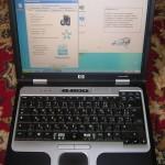 ноутбук hp nc 6000