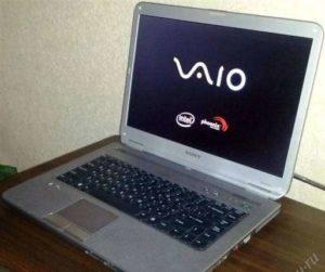 Продаем бу ноутбук SONY PCG7121P