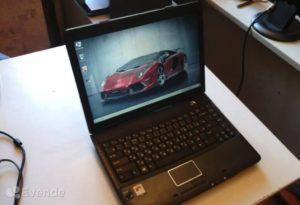Продаем бу ноутбук EMACHINES D620