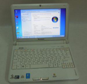 Продаем бу ноутбук LENOVO 20027