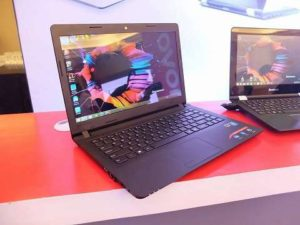 Продаем бу ноутбук lenovo 100-15iby