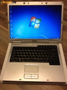 Продаем бу ноутбук ноутбук DELL PP23LA
