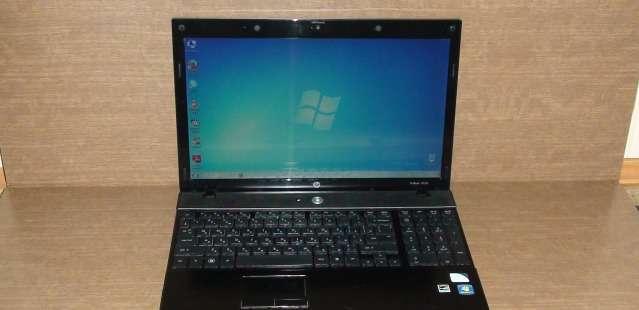 Продаем бу ноутбук  HP PROBOOK 4510S