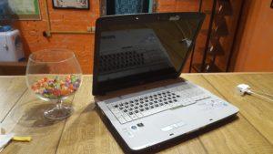 Acer aspire 7520- ER