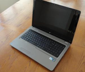 ноутбук HP G72